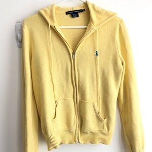 Ralph Lauren Sport vintage zip up hoodie